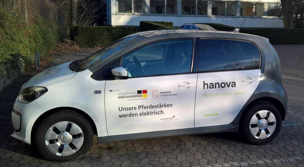 Die Unternehmen Hanova